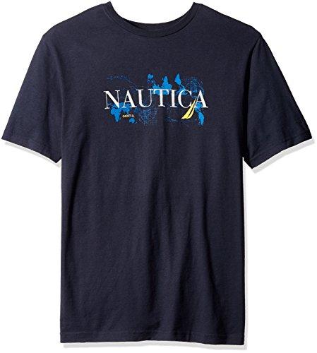 Nautica Men 39 S Big Tall Signature Graphic T Shirt The Men