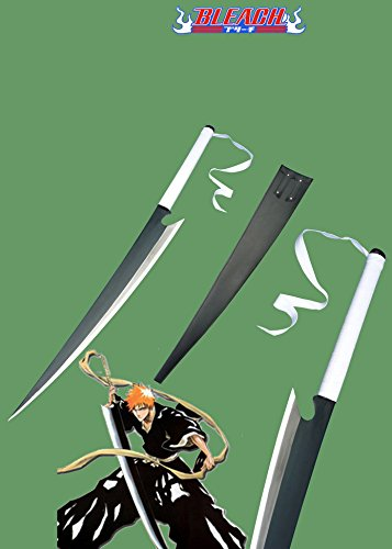 bleach-ichigo-shikai-cutting-moon-zangetsu-anime-schwert