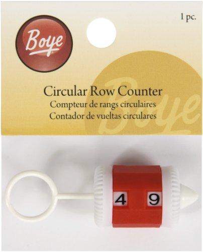 Circular Knit Counter-