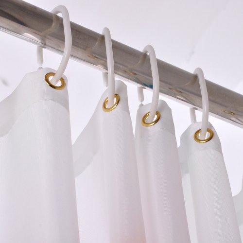 バスルーム が一変 カラフル フラワー 柄  立体的 で オシャレな シャワーカーテン 防水 防カビ 180×180cm カーテンリング付 植物 草 花 赤 ピンク 紫