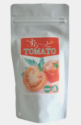 すら~とトマト