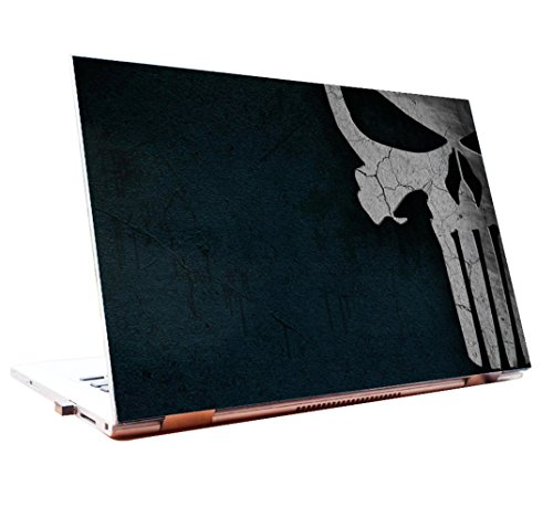 Junkyard Laptop Skin 14 Inch The Punisher Skull Gaming Skins