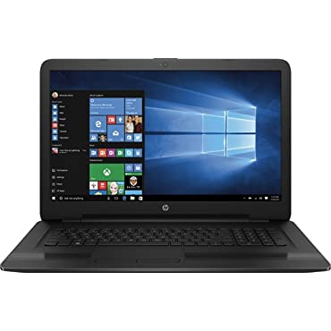 HP - 17.3 Laptop - Intel Core i5 - 4GB Memory - 1TB Hard Drive - Textured li...