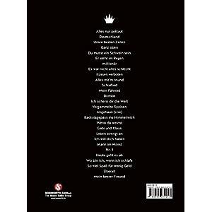 Die Prinzen: Das Notenbuch - 28 Hits für Klavier, Gesang und Gitarre