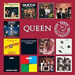 (Hard Rock, Rock) Queen - The Singles Collection Vol.2 - 2009, WAVPack (image+.cue), lossless