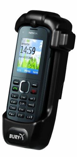 Bury Bluetooth System 8 Handsfree Cradle for Nokia C1-01 Black Friday & Cyber Monday 2014