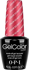 OPI Gel Nail Color So Hot it Berns .5 Ounce