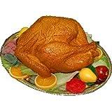Fake Turkey on Metal Tray