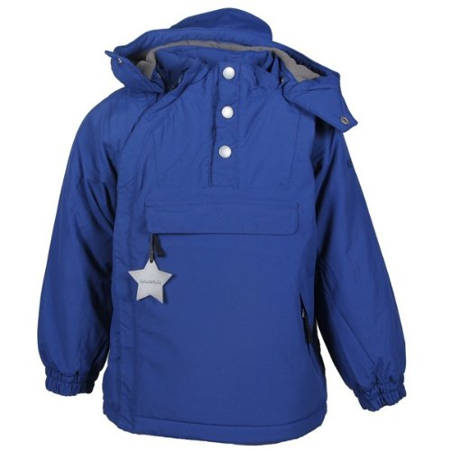 MINI A TURE Marcos Winterjacke royal blue, Größe:116 cm/5-6