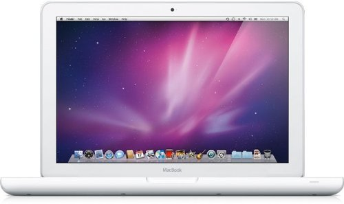 "Apple MacBook 2.4GHz Core 2 Duo/13.3""/2G/250G/8xSuperDrive/Gigabit/802.11n/BT/Mini DisplayPort MC516J/A / アップル"