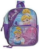 Disney Princess Cinderella 12 Backpack Detachable Utility Bag