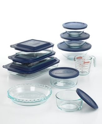 Pyrex Just for You 18-Piece Set