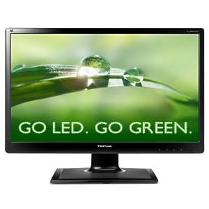 ViewSonic VA2406M-LED 24-Inch Screen LED-Lit Monitor from ViewSonic