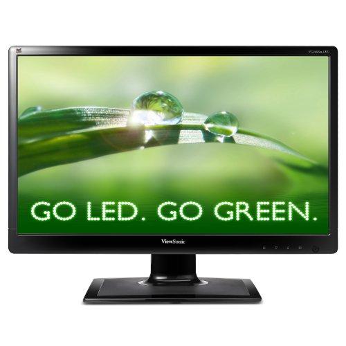 ViewSonic VA2406M-LED 24-Inch Screen LED-Lit Monitor