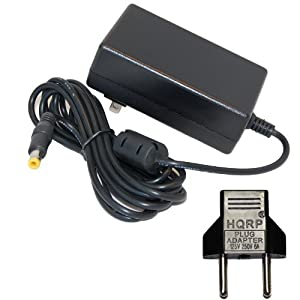 Amazon Com Hqrp Ac Adapter Power Supply For Brother Ad