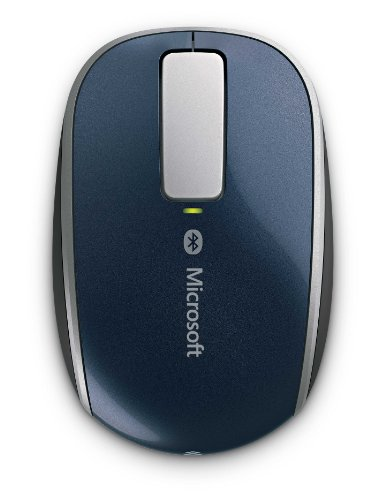 マイクロソフト ワイヤレス Bluetooth マウス L2 Sculpt Touch Mouse for Business Bluetooth Storm Gray 6QL-00007