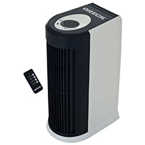 Oreck air purifier with hepa for bird for Office air purifier amazon