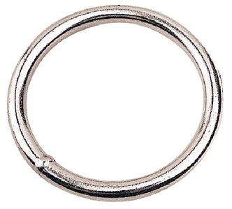 RINGS Stainless Steel 1/4 x 1-1/4 (Stainless Steel Rings Hardware compare prices)