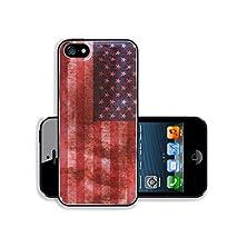 buy Msd Apple Iphone 5 Iphone 5S Aluminum Plate Bumper Snap Case Grunge Us Flag Image 19434064