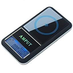Smart Touch Screen Digital Scale 200 x 0.01g Jewelry Gold Lab Diamond Scale with LCD Backlight (1)