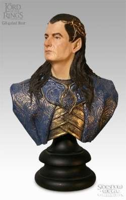 Buy Low Price Sideshow Gil-Galad Bust – Lord of the Rings – Limited Editon – Sideshow – New – Mint in Box Figure (B0006FUEFA)