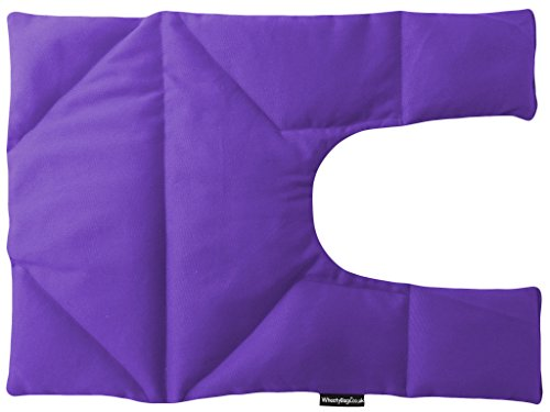 wheatybags-upper-back-shoulder-and-neck-wheat-bag-heat-pack-for-pain-relief-a-unscented-a-purple-pol