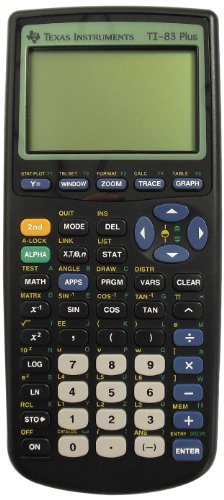 Texas Instruments TI-83 Plus Graphing Calculator(Packaging may vary) at Sears.com