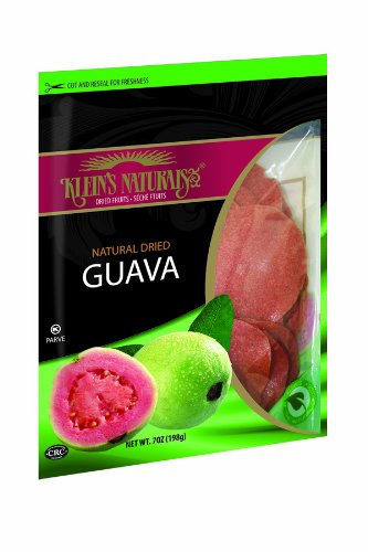 Dried Guavas