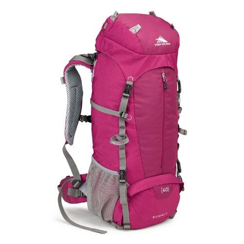 High Sierra Women'S Summit 40 Internal Frame Pack, Boysenberry/Boysenberry/Ash front-1021232