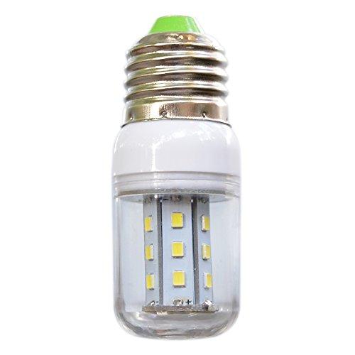Baitaihem E27 27Smd 2835 Led Corn Light Lamp Bulb 450Lm Equivalent Halogen 65W 2700-3000K Warm White