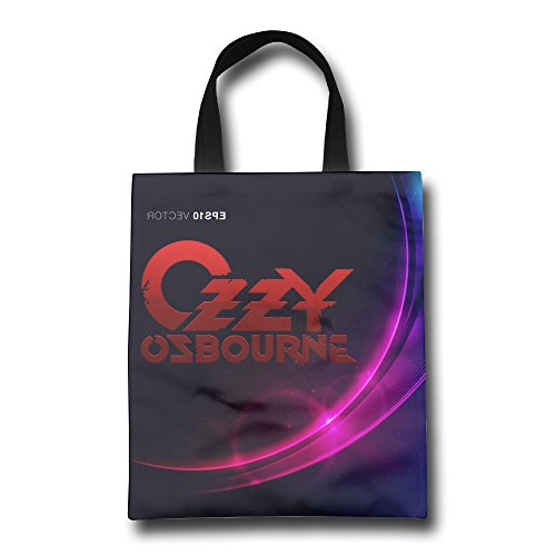 [ASCHO2 - Ozzy Osbourne - Reusable Shopping Bag Grocery Tote Bag - Great For Trips To The Grocery Store Or Any Shopping] (Ozzy Osbourne Halloween Costume)