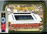 Rangers Football Club Clipper Lighter 2oz Tobacco Tin