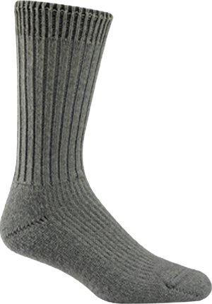 Buy Wigwam Mills Mens Uniform Socks (2 Pack) XL Foliage Green by Wigwam
