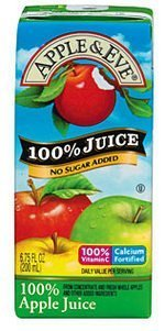 Apple & Eve, Apple Juice, 16 Oz. / 12 Pack