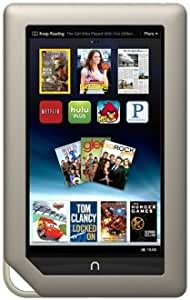 "Barnes & Noble - NOOK Factory Refurbished 7"" Touchscreen Tablet with 16GB Memory"