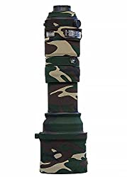 LensCoat lcs150600sfg Lens Cover for Sigma 150-600 mm f/5-6.3 DG OS HSM Sports (Forest Green Camo)