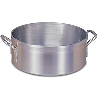 Vollrath 68218 Wear-Ever Classic Select Aluminum 18 Qt. Brazier