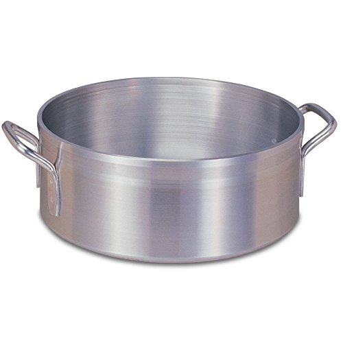 Vollrath 68224 Wear-Ever Classic Select 24 Qt. Aluminum Brazier