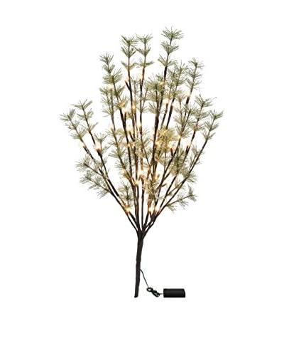 Icy Pine Illuminated Twig