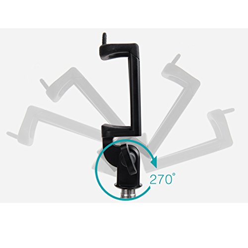 ocathnon one piece foldable design selfie stick built in bluetooth extendable foldable monopod. Black Bedroom Furniture Sets. Home Design Ideas
