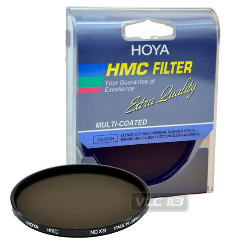 Hoya 52mm HMC ND8 Multi-Coated Neutral Density Filter
