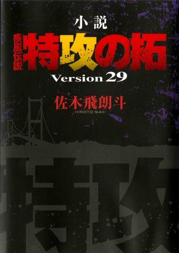 小説 疾風伝説 特攻の拓 Version29 (NOVELヤンマガKC)