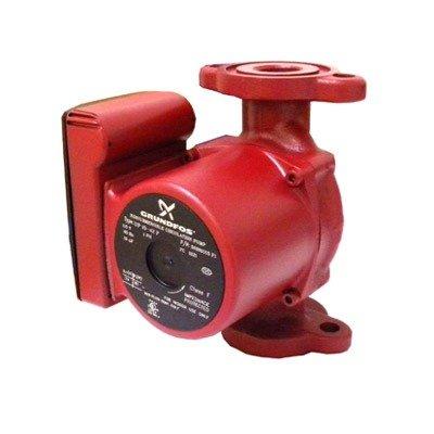 1/6 Hp 115 Volts 3- Speed Cast Iron Circulator Pump
