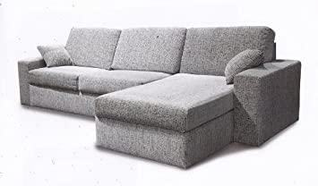 Ponti divani desy offerta divano letto con penisola - Divano letto matrimoniale con contenitore ...