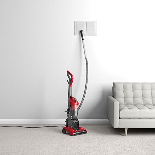Dirt Devil Vacuum Cleaner Pro Power Bagless Corded Upright