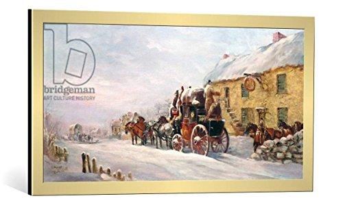 bild-mit-bilder-rahmen-jc-maggs-stage-coach-outside-a-tavern-bath-1819-dekorativer-kunstdruck-hochwe