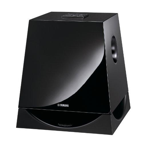 Yamaha-NS-SW700-Advanced-YST-II-und-QD-Bass-Subwoofer-300-W-25-cm-Tieftner-1-Stck-klavierlackschwarz
