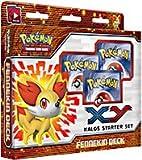 Pokemon Trading Card Game - XY Kalos Starter Set - Fenniken deck