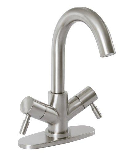 Black Friday Premier 120114lf Essen Lead Free Two Handle Monoblock Lavatory Faucet Brushed