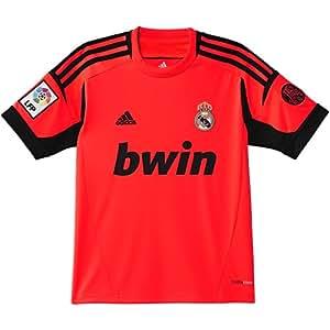 2012 13 real madrid home goalkeeper shirt kids amazon it sport e